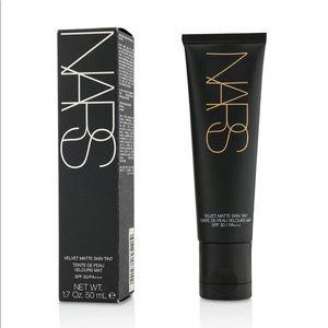 NARS Velvet Matte Skin Tint in Box
